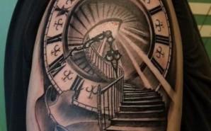 Clock piece