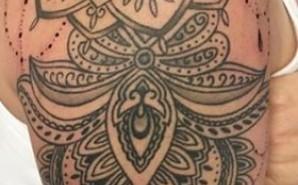 Mandala - Sleeve