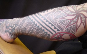 Calf Sleeve From Side
